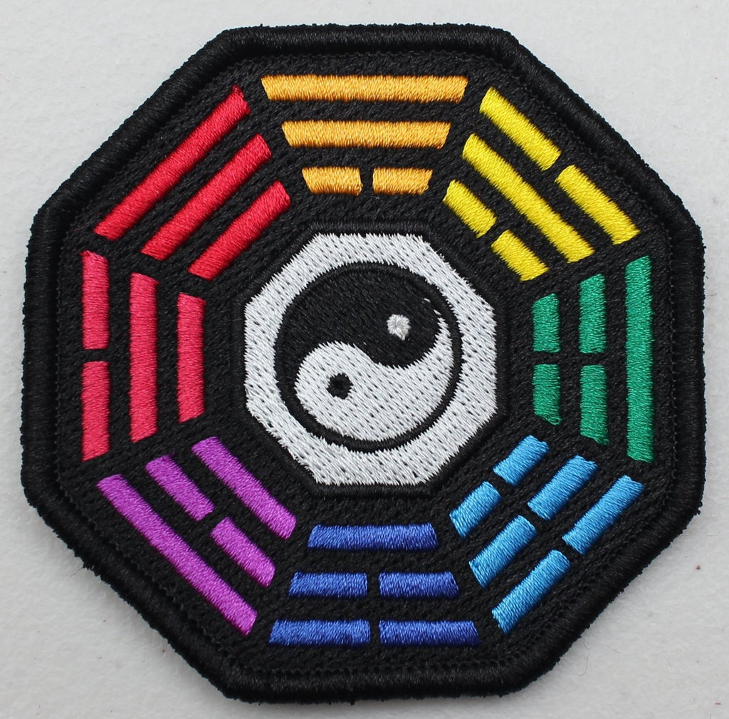 2hu Mini-Hakero Velcro Patch