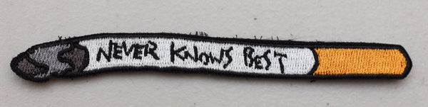 FLCL Never Knows Best Velcro Patch