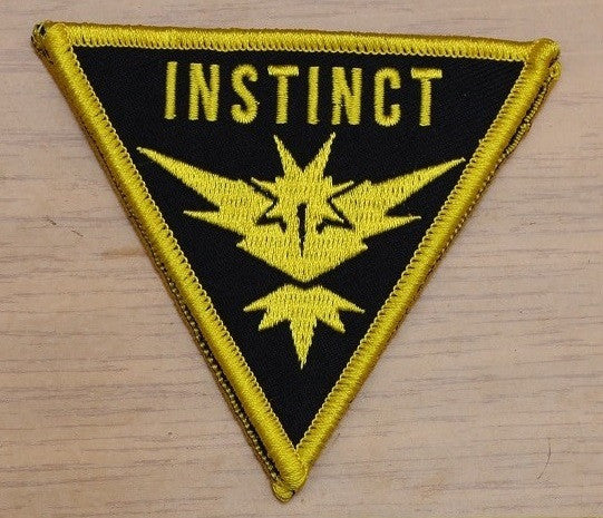 Team Instinct Velcro Patch