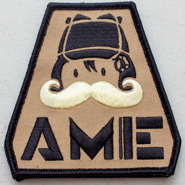 Hololive Ame Velcro Patch