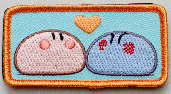 Clannad Dango Velcro Patch