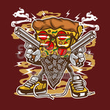 Pizza Gangster Arte