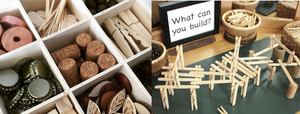 Loose Parts: Finding wonder in everyday objects