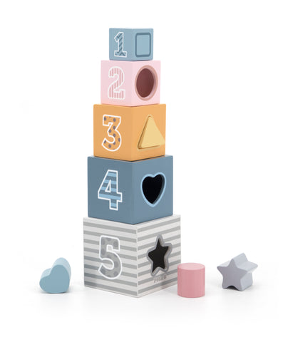 PolarB - Nesting & Stacking Blocks - Sweet Pea Kids