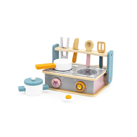 PolarB - Foldable Stove & BBQ - Sweet Pea Kids