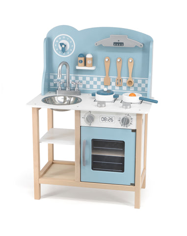 Pastel Blue Kitchen + Cooking Accessories
