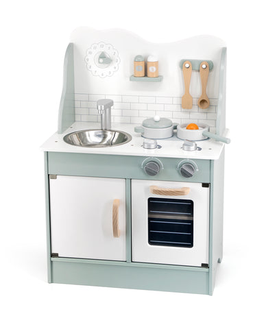 Pastel Green Kitchen + Cooking Accessories