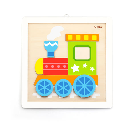 Painting Set - Train - Sweet Pea Kids