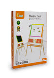 Standing 2in1 Easel with Abacus - Sweet Pea Kids