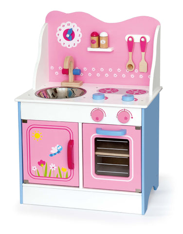 Wooden Fairy Kitchen