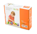 Viga - Shape Sequence Blocks - Sweet Pea Kids