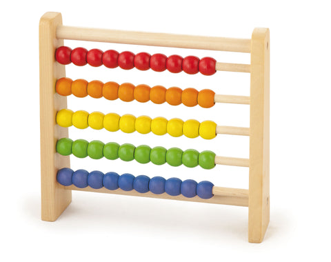 VIGA - Wooden Abacus - Sweet Pea Kids