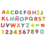 Colourful Magnetic Letters & Numbers (77pcs) - Sweet Pea Kids