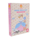Paper Doll Kit - Princesses and Belles - Sweet Pea Kids