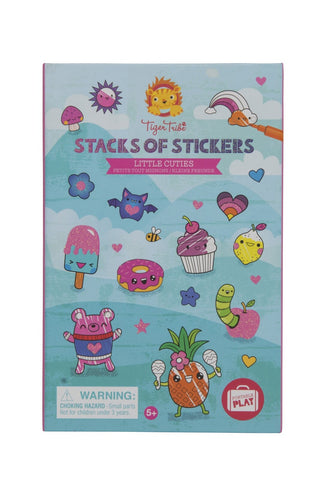 Stacks of Stickers - Little Cuties - Sweet Pea Kids