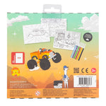 Colouring Pack - Supercars - Sweet Pea Kids