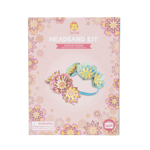 Tiger Tribe - Headband Kit - Sweet Pea Kids