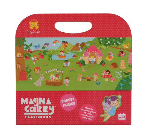 Magna Carry - Forest Fairies - Sweet Pea Kids