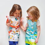ThreadBear Design - Fred's Farm Apron - Sweet Pea Kids