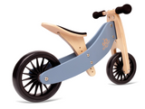 2-in-1 Tiny Tot+ Tricycle & Balance Bike - Slate Blue