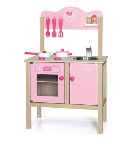 Pink Angela Kitchen + Accessories