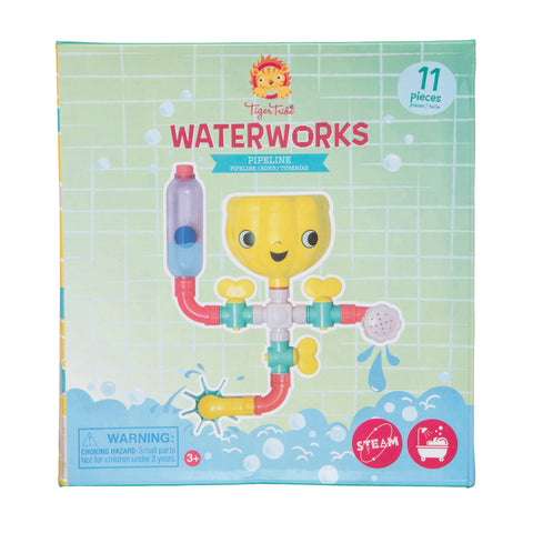 Waterworks - Pipeline Bath Toy - Sweet Pea Kids