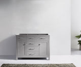 "Caroline 48"" Cabinet Only in White"