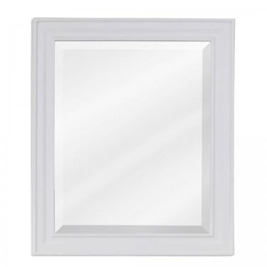 "Elements 20"" White Douglas Mirror - MIR094 - Bath Vanity Plus"