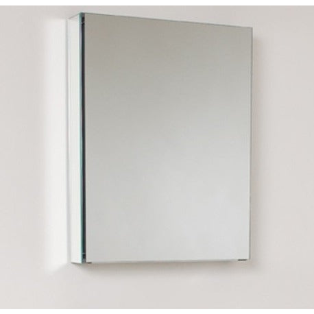 "Eviva Lazy 20"" Mirror Wall-Mount Medicine Cabinet (no lights) - EVMR600-20NL - Bath Vanity Plus"