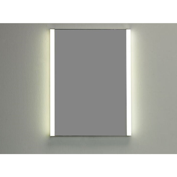 "Eviva Lite 24"" Modern Bathroom Vanity Backlit LED Mirror - EVMR03-24X31-LED - Bath Vanity Plus"