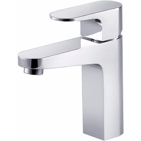 Stufurhome Jackson Single Hole Faucet in Chrome - ST3001CH - Bath Vanity Plus