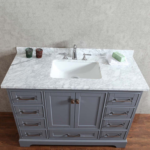 sink included top matching bathroom mirror single water derby with p framed vanity creation