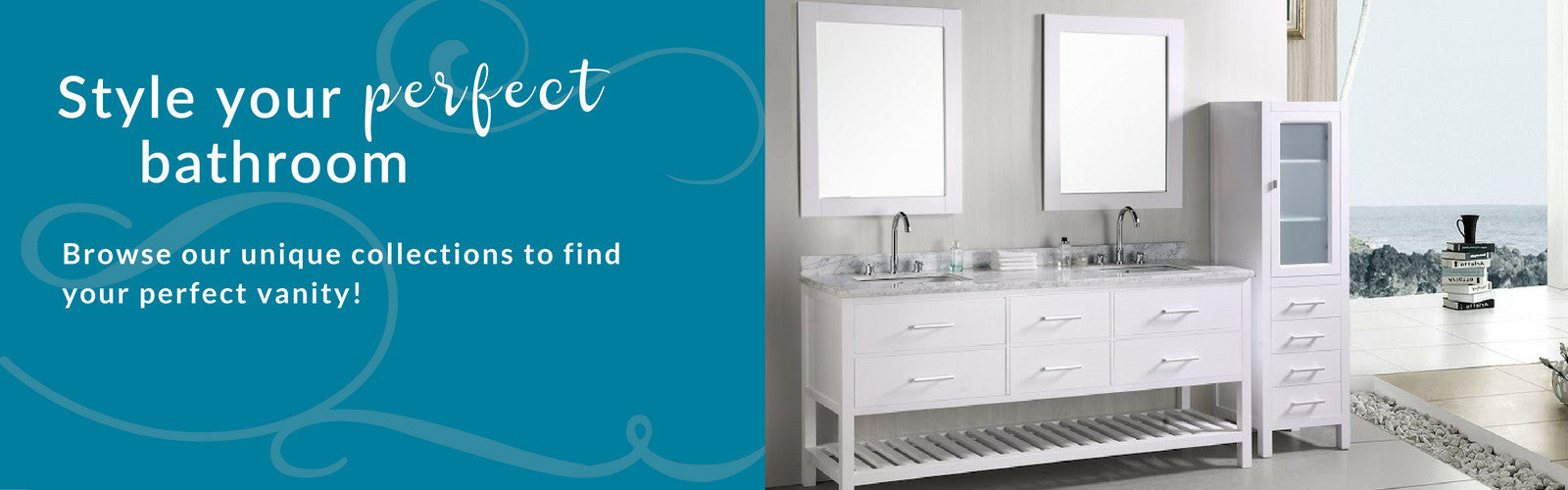 Bathroom vanity sets for every style, need and budget