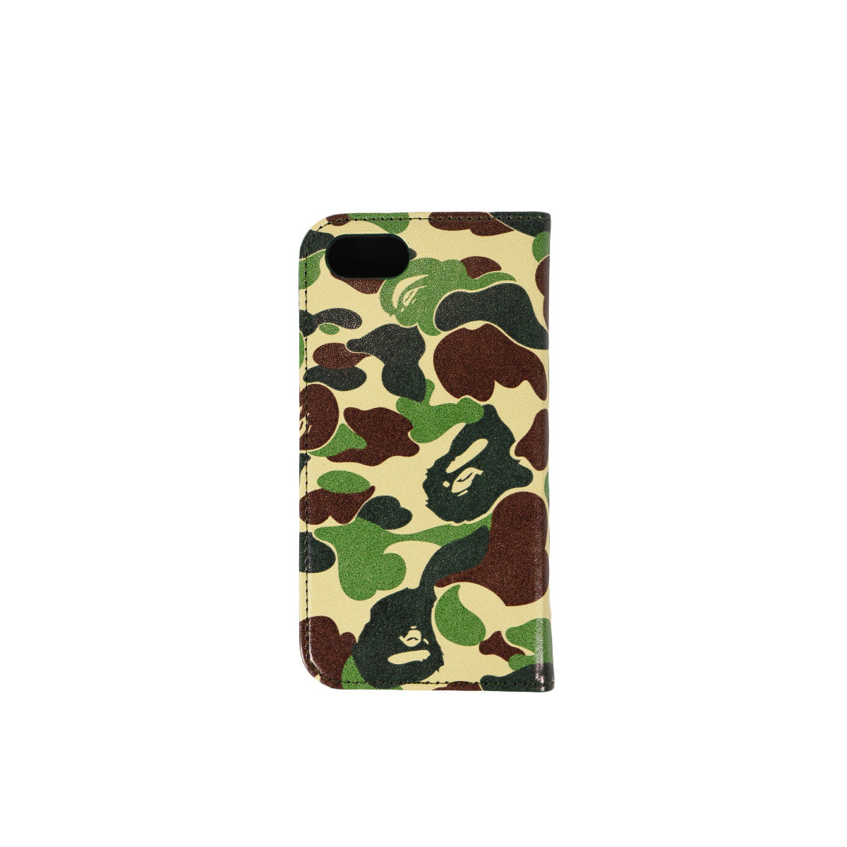 Bape Iphone   Case L Mint Camo