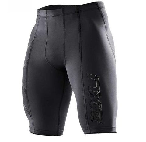 X-Series Black Compression Shorts