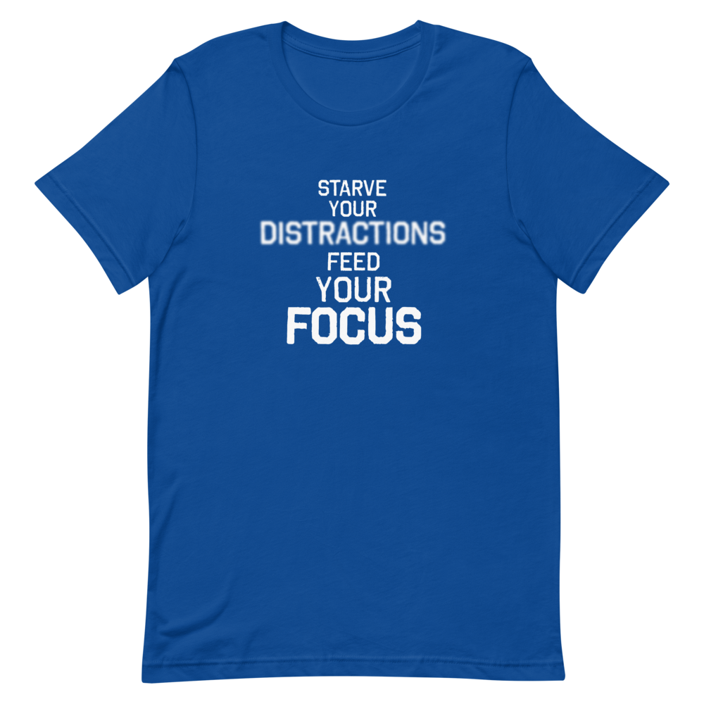 Feed Your Focus Tee