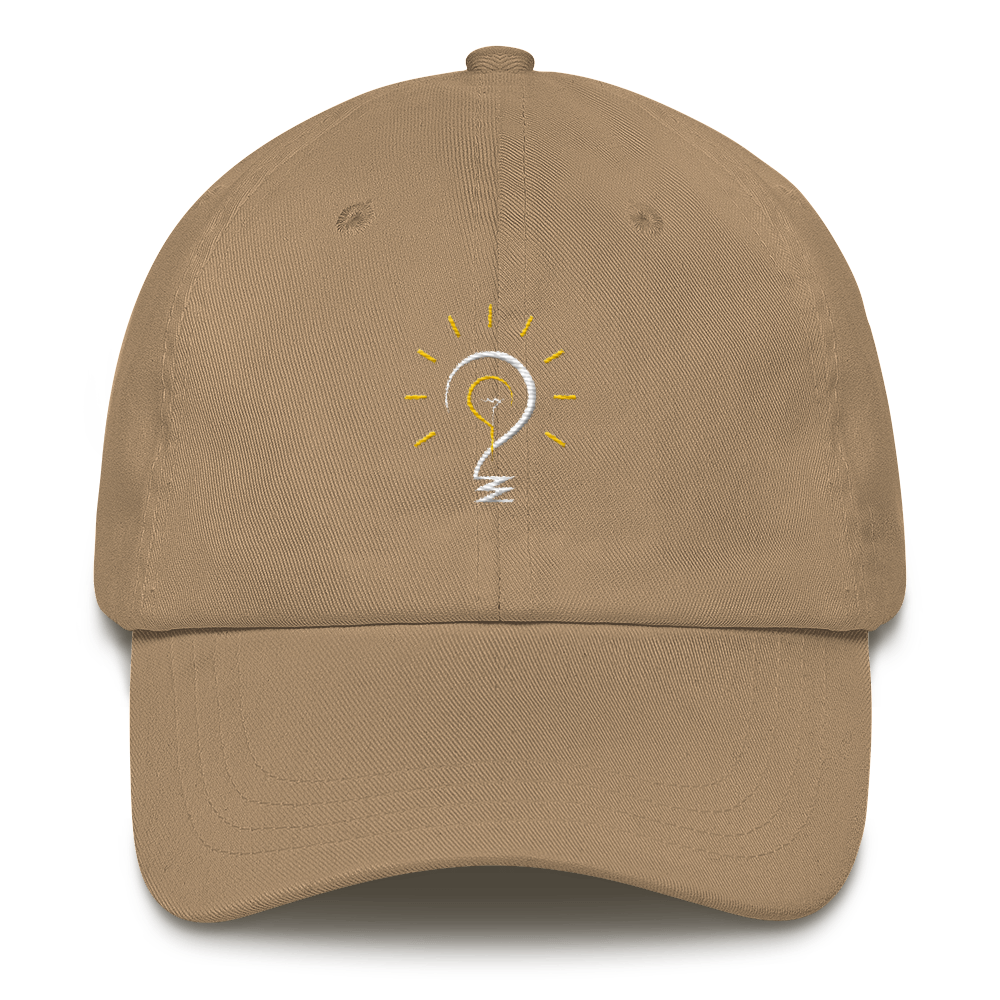 Visionary 6 Panel (Dad Hat)