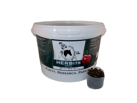 Herbits Apple (Sugarless Horse Treats) 2.5 kg Pellet
