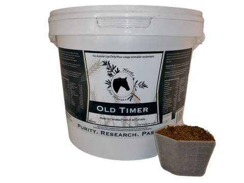 Old Timer 4kg Powder with Scoop