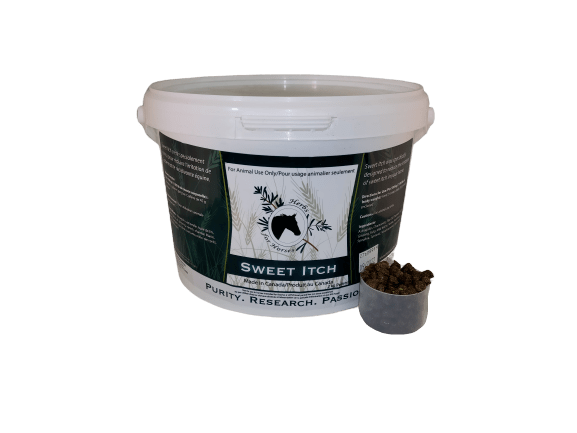 Sweet Itch 2 kg Pellet with Scoop