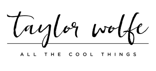 Taylor Wolfe Shop, shirts, apparel, and all the cool things