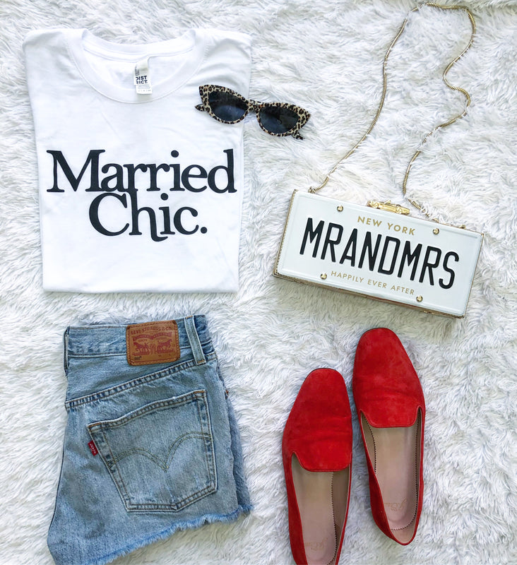 Married Chic. T-Shirt