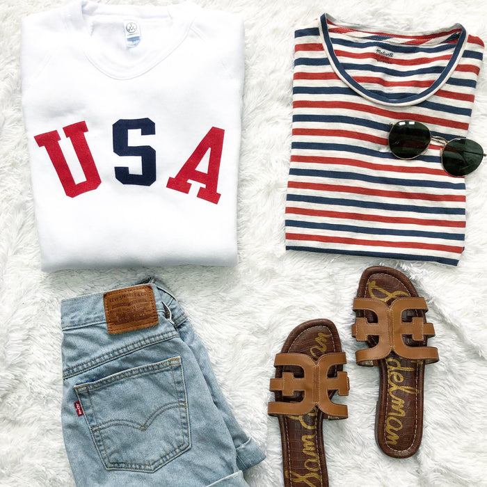 USA Americana Sweatshirt- ON SALE