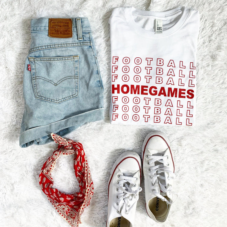 Homegames tee