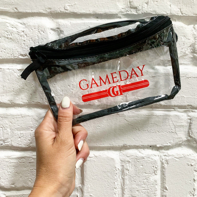 Gameday Fancy Clutch