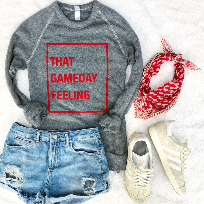 That Gameday Feeling sweatshirt