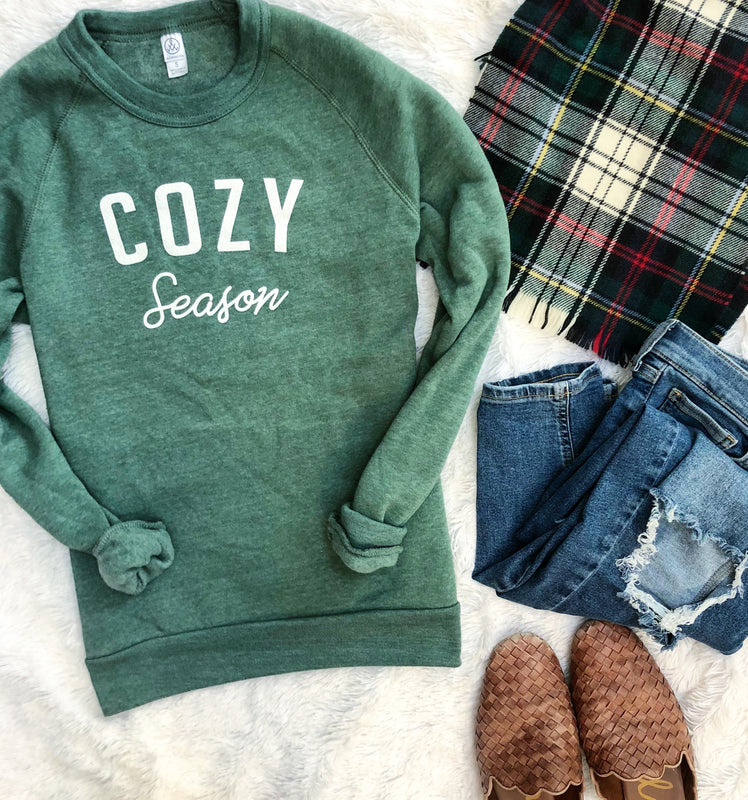 Cozy Season Sweatshirt