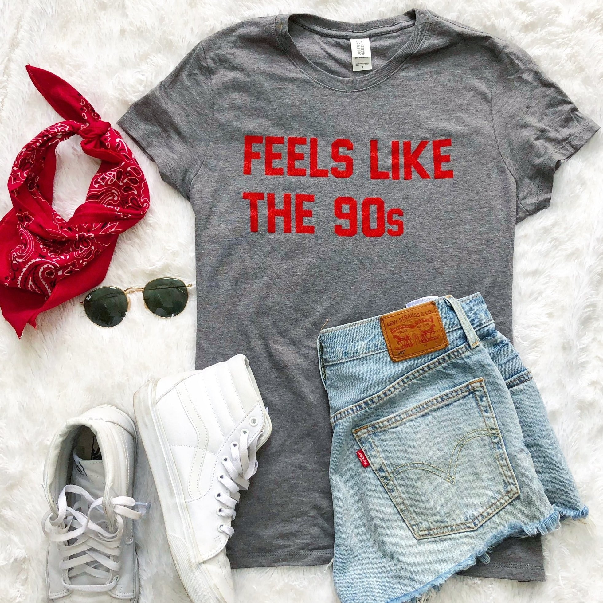 Feels Like The 90s- UNISEX fit