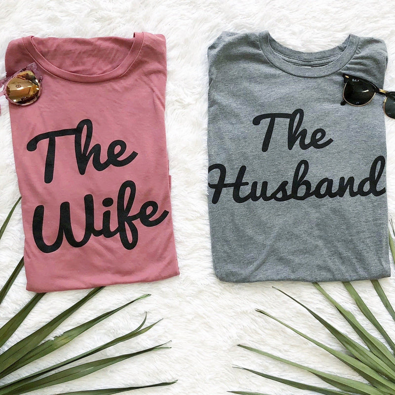 The Wife Tank Top