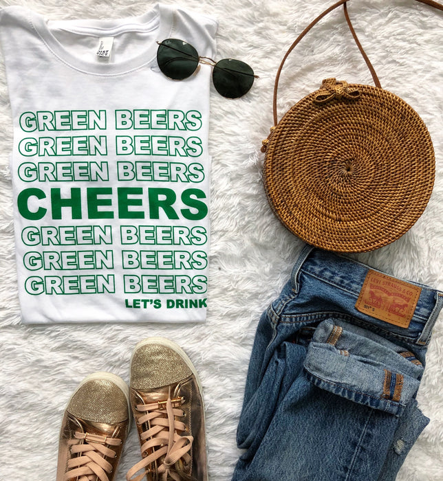 Green Beers t-shirt